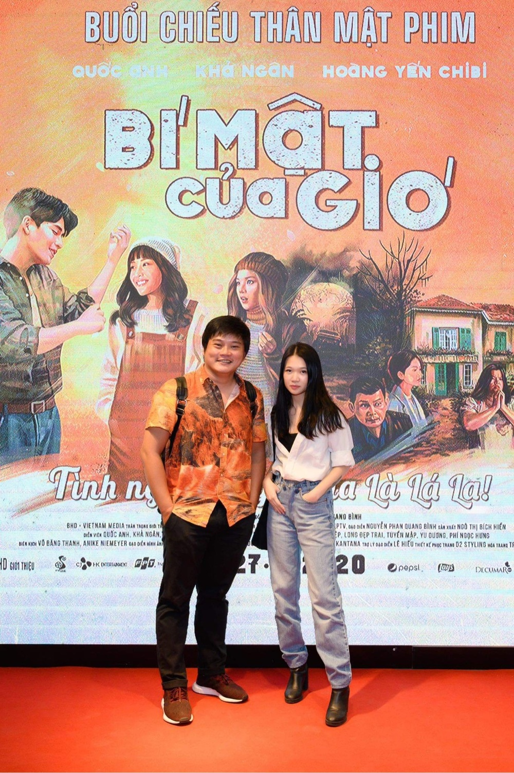 'Bí mật của gió' ra rạp sau 10 tháng hoãn vì COVID-19, sao Việt ngạc nhiên bởi chất lượng phim Ảnh 6