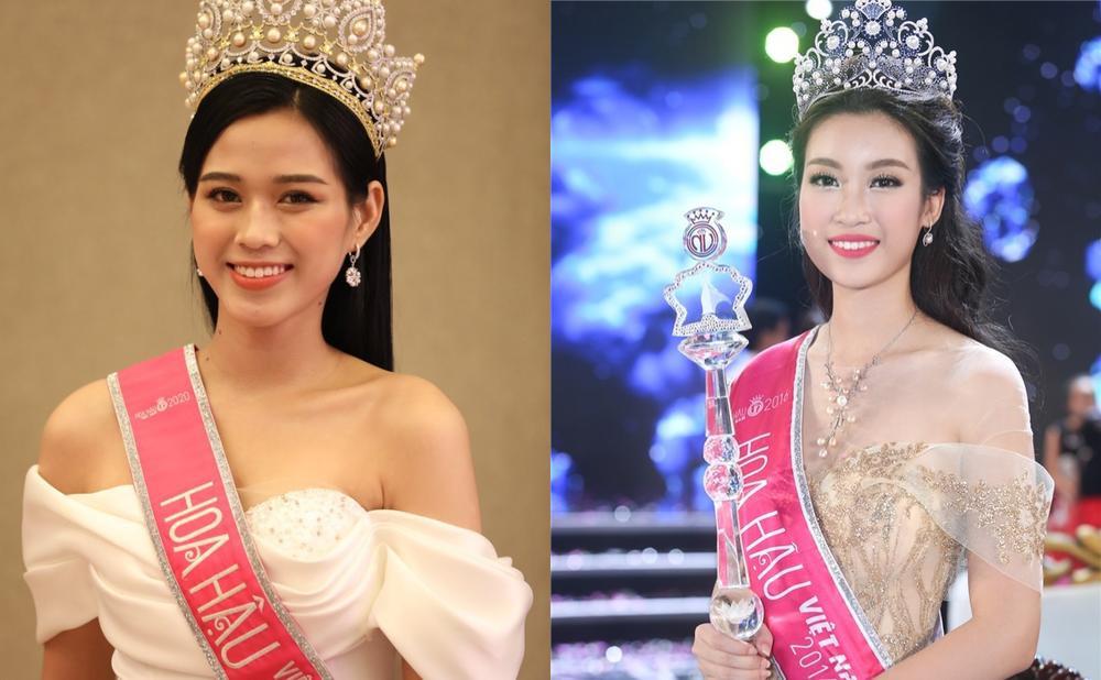 Tân Hoa hậu Đỗ Thị Hà bị soi hàm răng kém xinh giống Đỗ Mỹ Linh ngày mới đăng quang Ảnh 6
