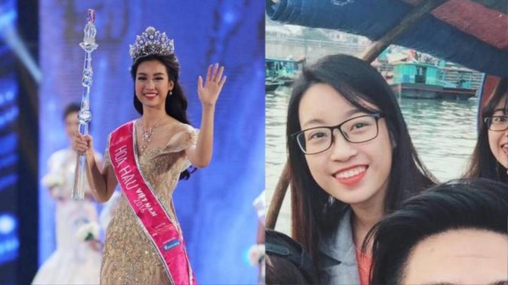 Tân Hoa hậu Đỗ Thị Hà bị soi hàm răng kém xinh giống Đỗ Mỹ Linh ngày mới đăng quang Ảnh 7