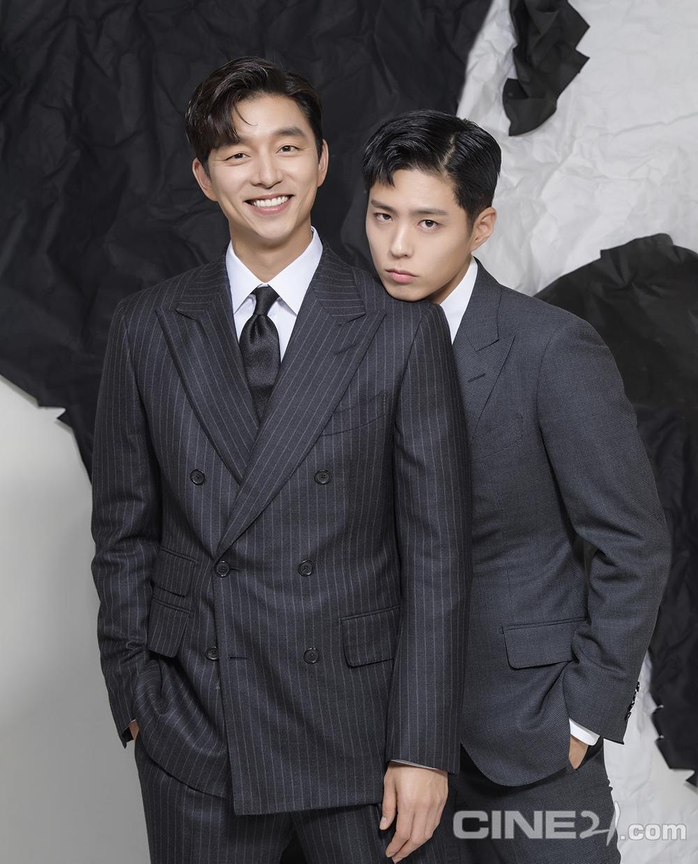 Tạp chí Gong Yoo và Park Bo Gum lên bìa cháy hàng khắp mọi nơi Ảnh 4