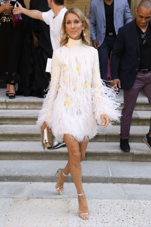 Thu/đông 2020: Fashionista khắp thế giới rộn ràng trong bữa tiệc thời trang lông vũ Ảnh 15