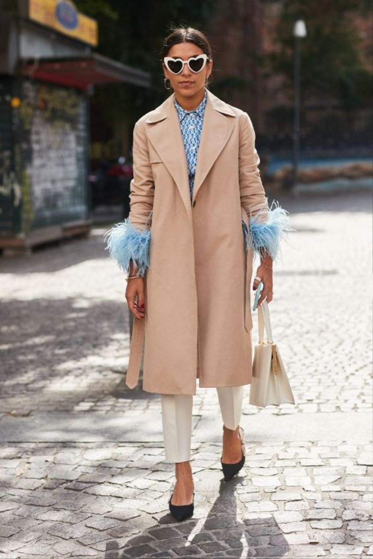 Thu/đông 2020: Fashionista khắp thế giới rộn ràng trong bữa tiệc thời trang lông vũ Ảnh 21