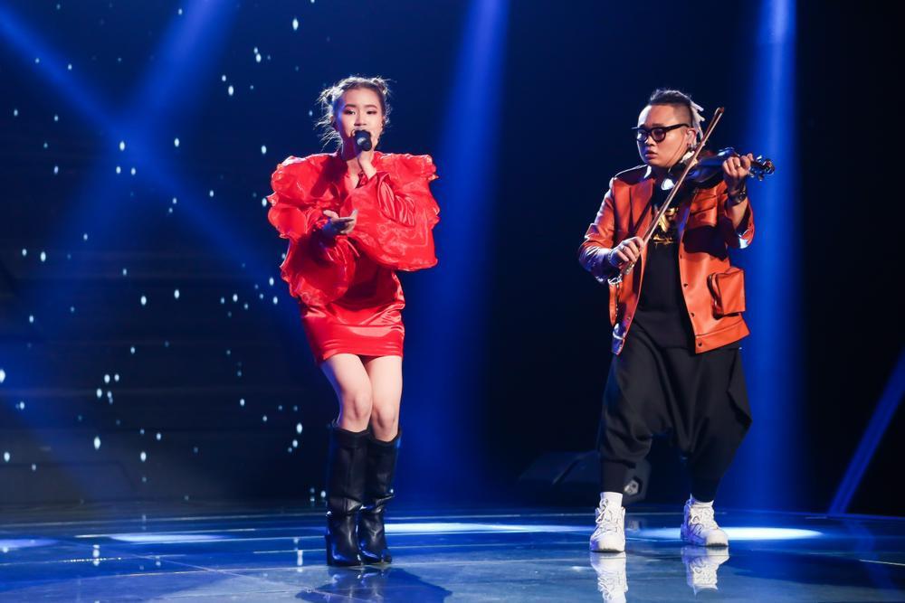 Dàn nhạc cụ YAMAHA 800 triệu đồng giúp chung kết King of Rap thăng hoa và đỉnh cao Ảnh 7