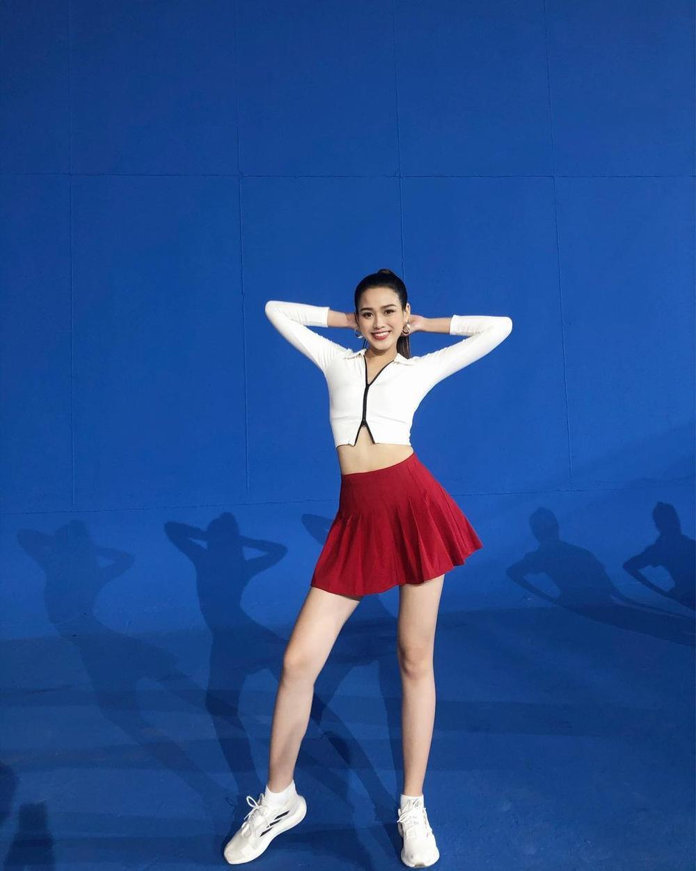 Soi thực đơn giảm cân của Hoa hậu Đỗ Thị Hà mới hiểu vì sao cô có body cực phẩm Ảnh 4