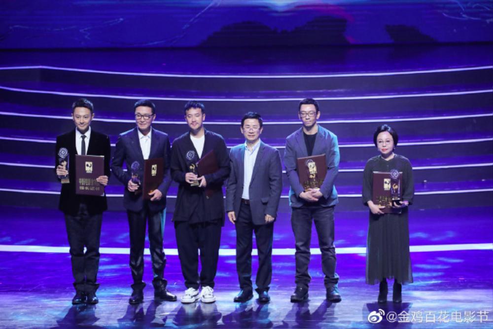 Dịch Dương Thiên Tỉ - Châu Đông Vũ cùng nhận thưởng đề cử, Huỳnh Hiểu Minh phát biểu gây chú ý Ảnh 1