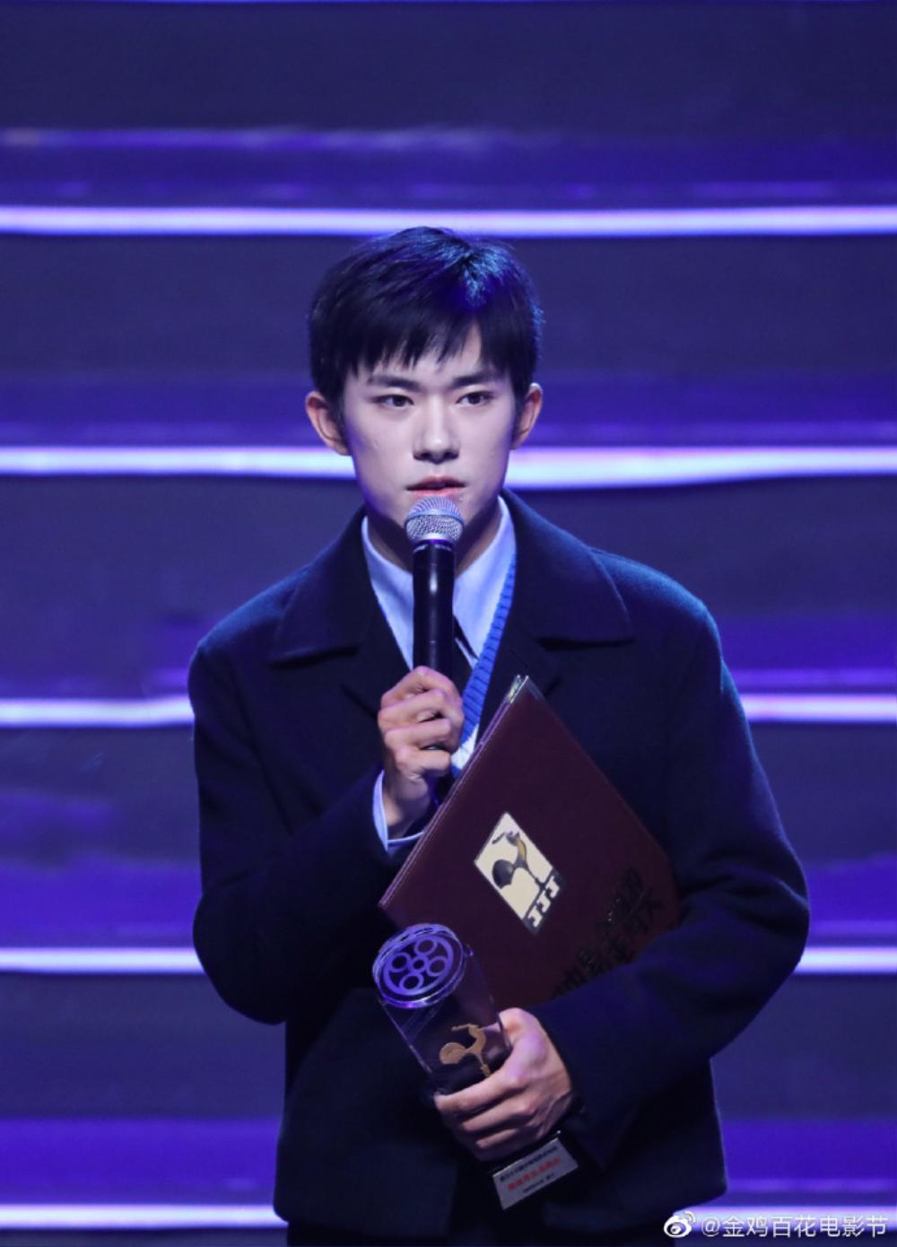 Dịch Dương Thiên Tỉ - Châu Đông Vũ cùng nhận thưởng đề cử, Huỳnh Hiểu Minh phát biểu gây chú ý Ảnh 13
