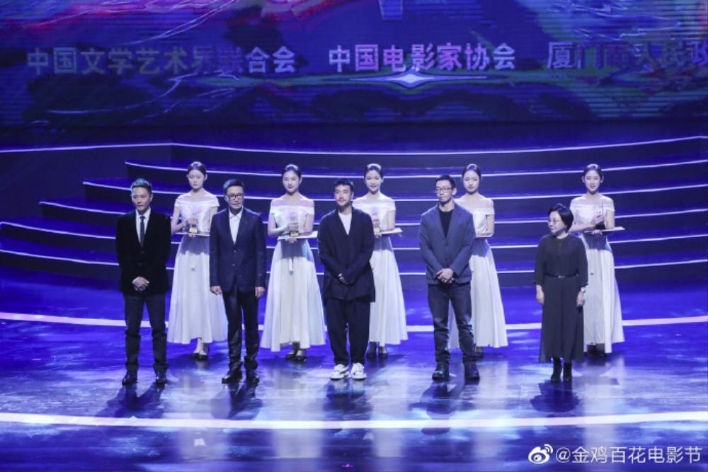 Dịch Dương Thiên Tỉ - Châu Đông Vũ cùng nhận thưởng đề cử, Huỳnh Hiểu Minh phát biểu gây chú ý Ảnh 2