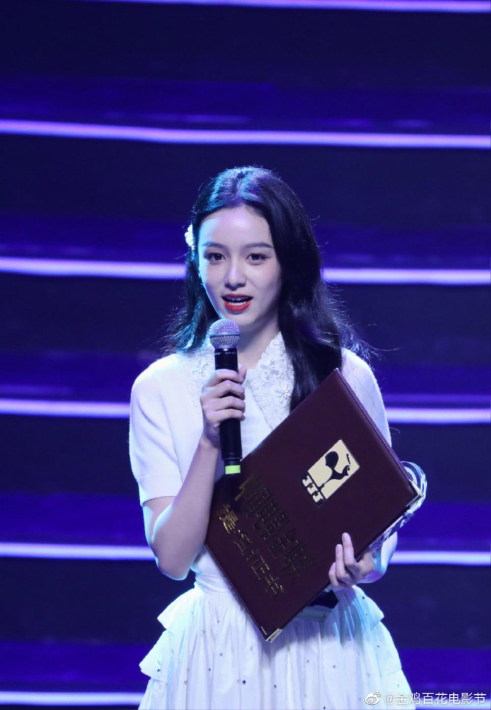 Dịch Dương Thiên Tỉ - Châu Đông Vũ cùng nhận thưởng đề cử, Huỳnh Hiểu Minh phát biểu gây chú ý Ảnh 6