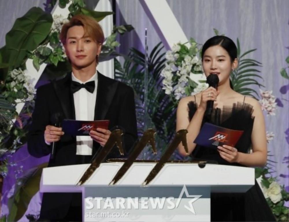 Kết quả 'AAA 2020': Kim Soo Hyun thắng Daesang, Lee Jun Ki - Seo Ye Ji nhận 2 giải lớn! Ảnh 1