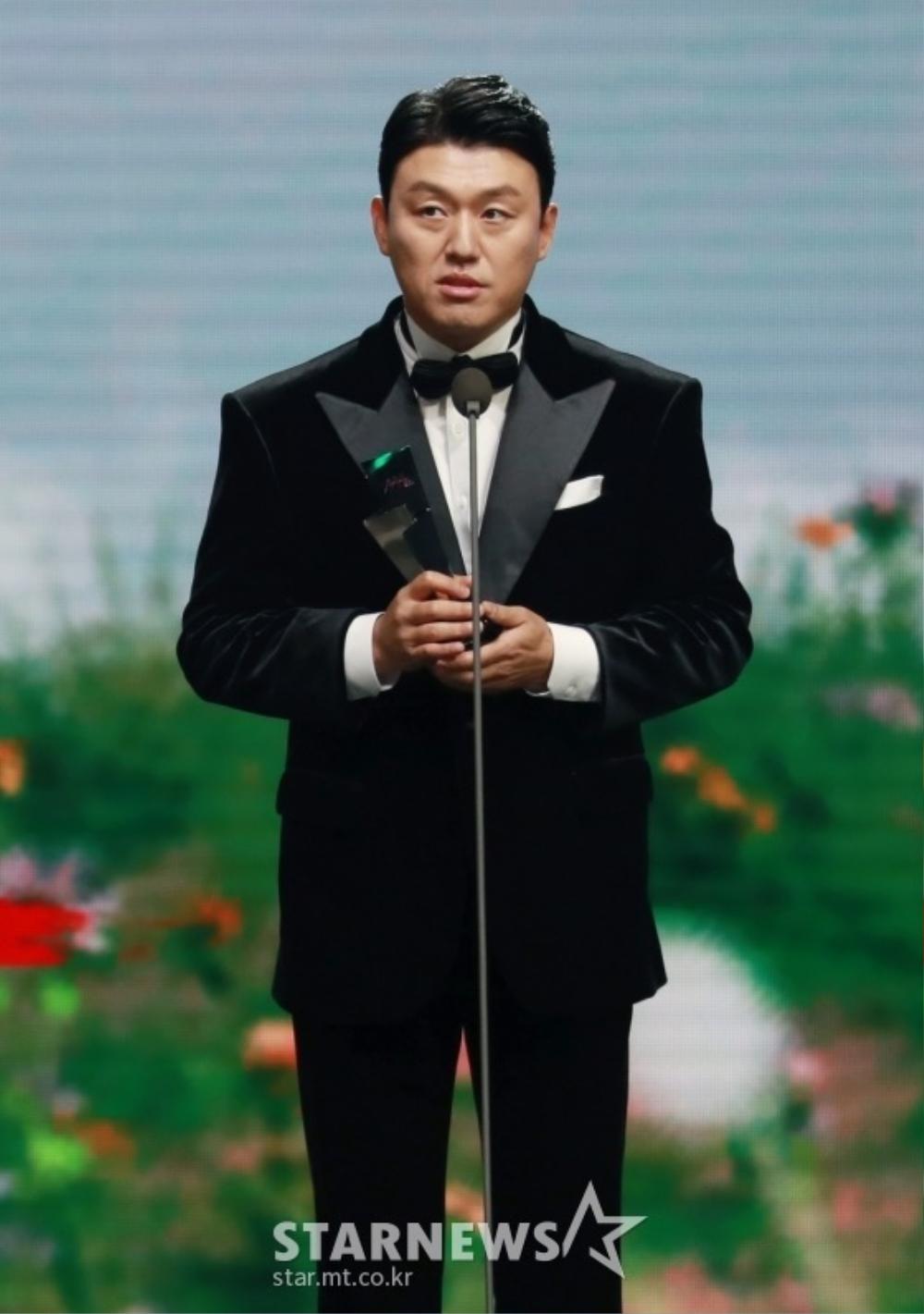 Kết quả 'AAA 2020': Kim Soo Hyun thắng Daesang, Lee Jun Ki - Seo Ye Ji nhận 2 giải lớn! Ảnh 7