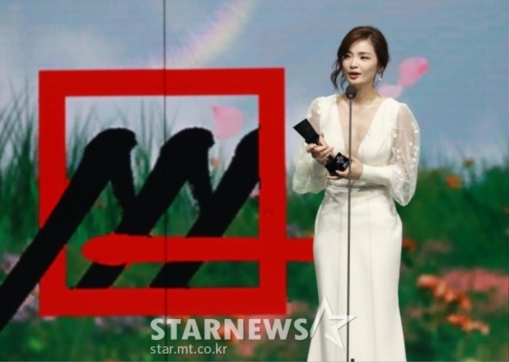 Kết quả 'AAA 2020': Kim Soo Hyun thắng Daesang, Lee Jun Ki - Seo Ye Ji nhận 2 giải lớn! Ảnh 19