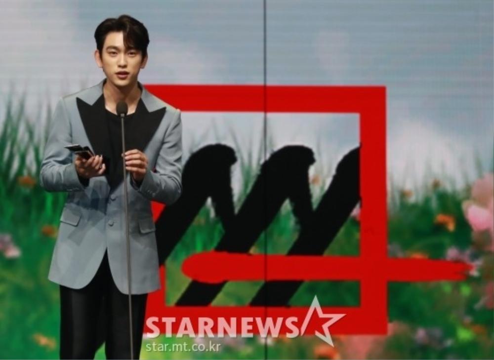 Kết quả 'AAA 2020': Kim Soo Hyun thắng Daesang, Lee Jun Ki - Seo Ye Ji nhận 2 giải lớn! Ảnh 6