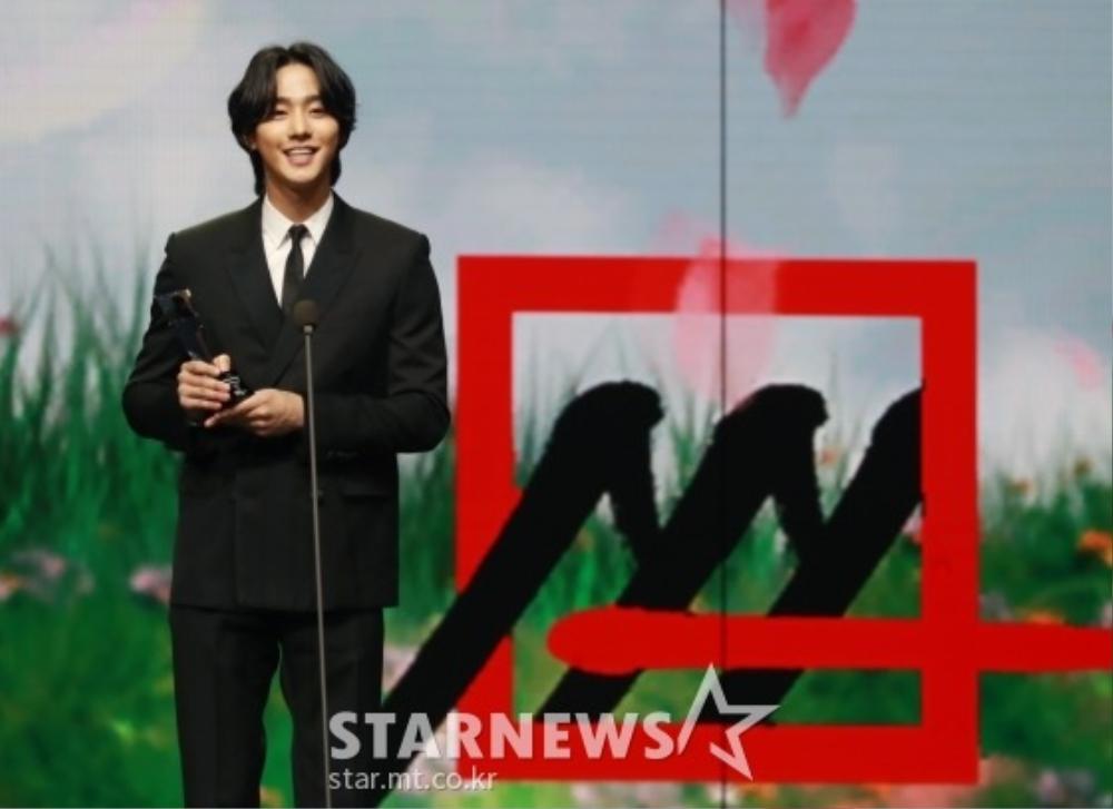 Kết quả 'AAA 2020': Kim Soo Hyun thắng Daesang, Lee Jun Ki - Seo Ye Ji nhận 2 giải lớn! Ảnh 22