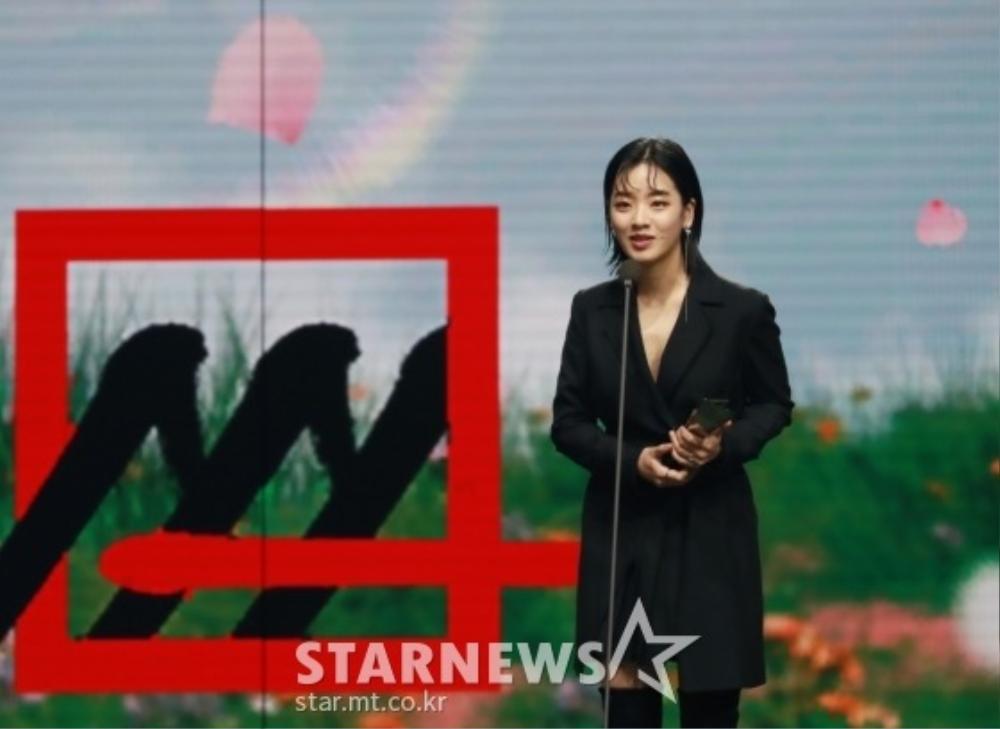 Kết quả 'AAA 2020': Kim Soo Hyun thắng Daesang, Lee Jun Ki - Seo Ye Ji nhận 2 giải lớn! Ảnh 15