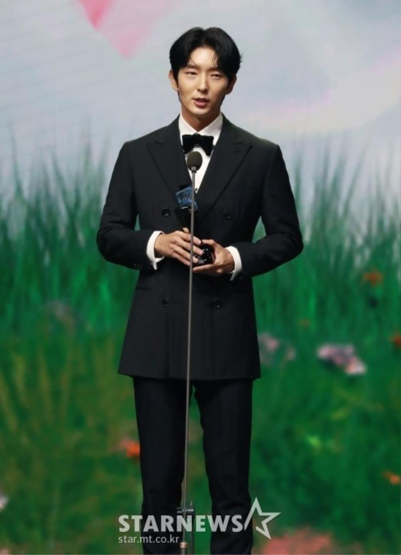 Kết quả 'AAA 2020': Kim Soo Hyun thắng Daesang, Lee Jun Ki - Seo Ye Ji nhận 2 giải lớn! Ảnh 8