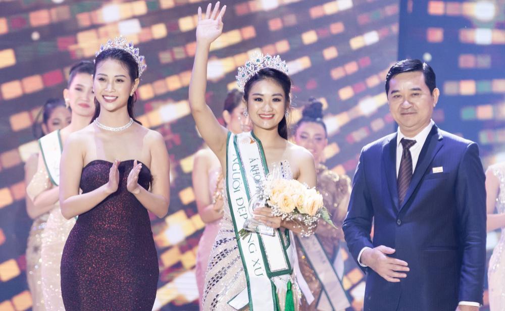 'Hốt sạn' đêm chung kết Hoa khôi Du lịch Việt Nam: Fan 'tẩy chay' không nên tổ chức mùa giải tiếp theo Ảnh 12