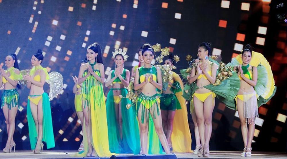 'Hốt sạn' đêm chung kết Hoa khôi Du lịch Việt Nam: Fan 'tẩy chay' không nên tổ chức mùa giải tiếp theo Ảnh 9