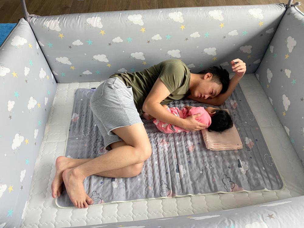 Bố con Cường Đô La mừng sinh nhật Đàm Thu Trang, món quà của Subeo chứng minh tình cảm mẹ con cực tốt Ảnh 9