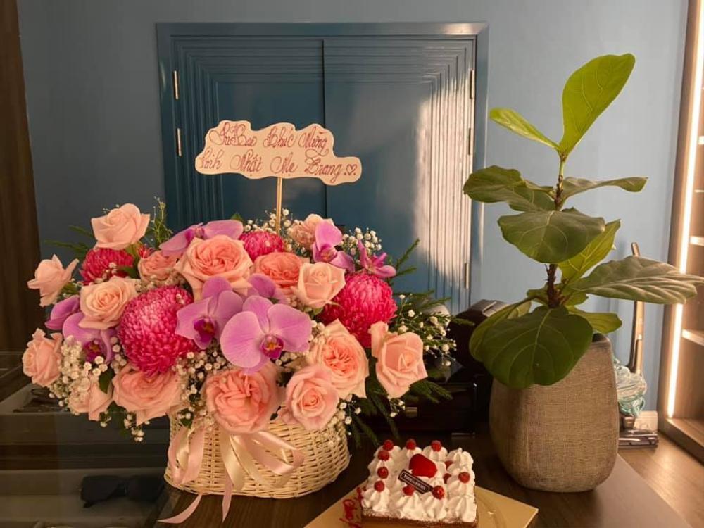 Bố con Cường Đô La mừng sinh nhật Đàm Thu Trang, món quà của Subeo chứng minh tình cảm mẹ con cực tốt Ảnh 3