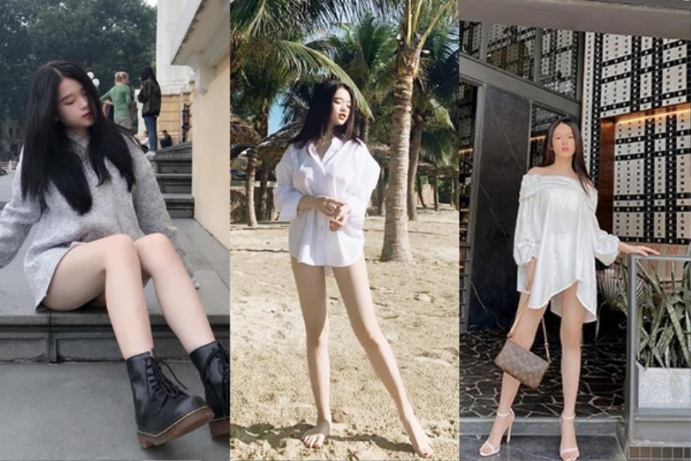 Sao Việt mặc giấu quần: Lan Ngọc, Nhã Phương gợi cảm hết nấc, Midu trẻ trung bất chấp Ảnh 3