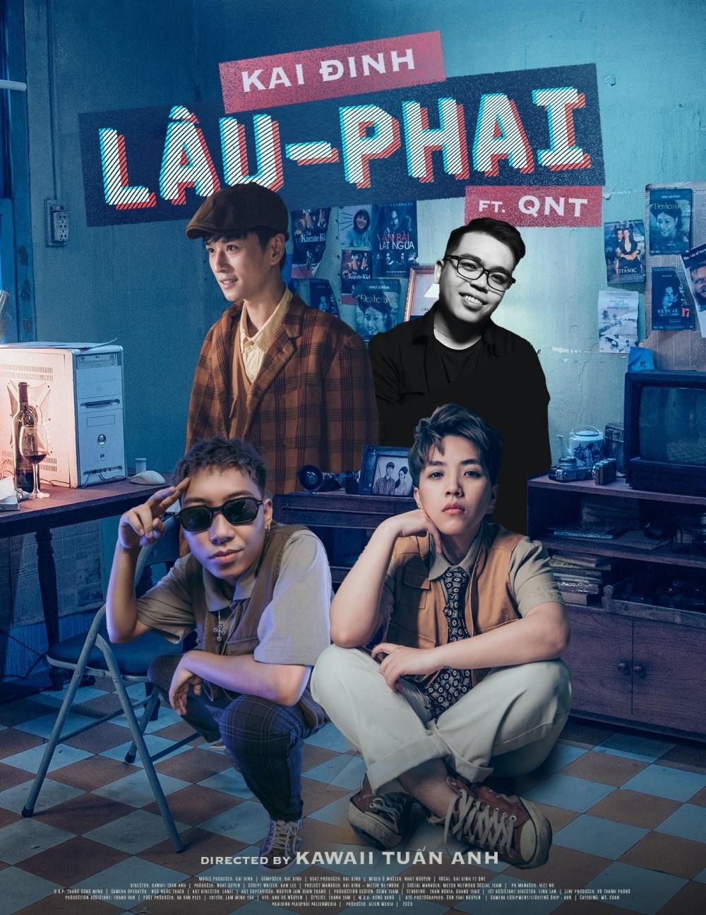 Amee, Min, Nicky (Monstar) phát hoảng vì MV mới của Kai Đinh, chuyện gì đã xảy ra? Ảnh 1