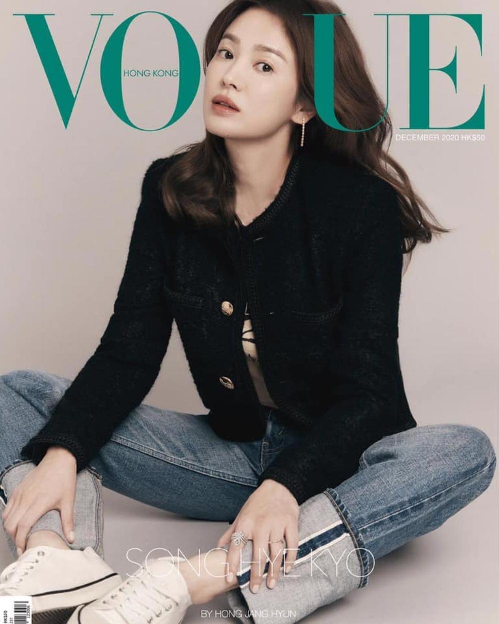 Nữ thần sắc đẹp Song Hye Kyo đụng hàng Lisa Black Pink, khó lòng phân định ai hơn ai Ảnh 1