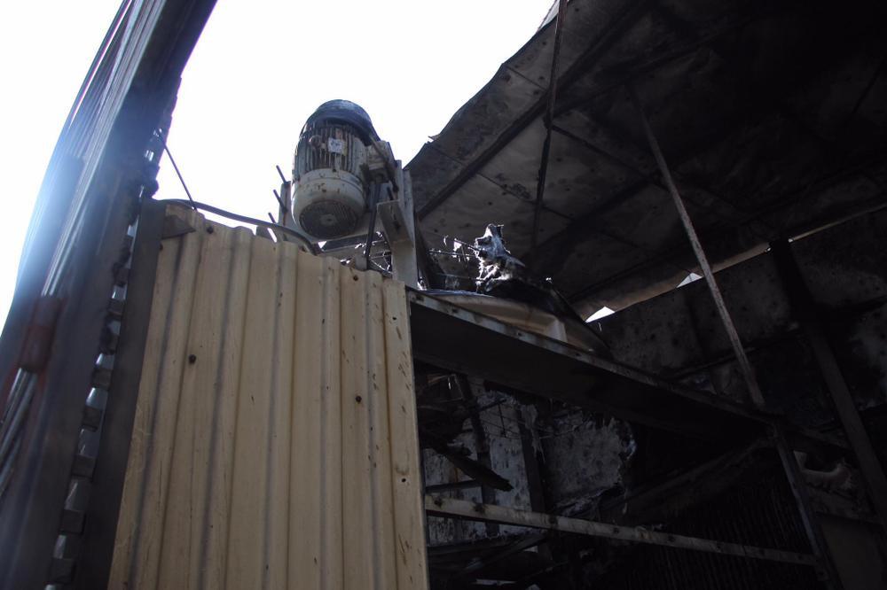 Cháy cực lớn hệ thống điều hoà chung cư, nhiều cư dân hoảng loạn bỏ chạy Ảnh 6