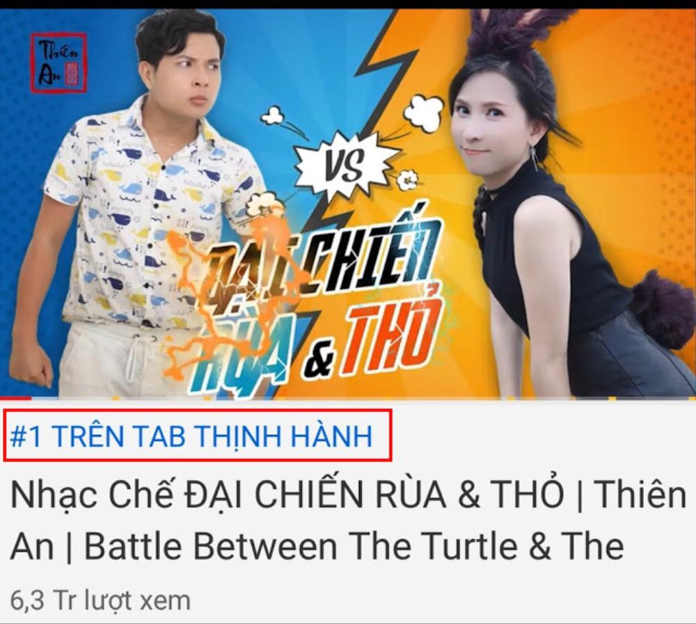 Vừa được YouTube vinh danh, 'Thánh parody' Thiên An ăn mừng kênh sắp đạt 1 tỉ view và bật mí điều bất ngờ Ảnh 7