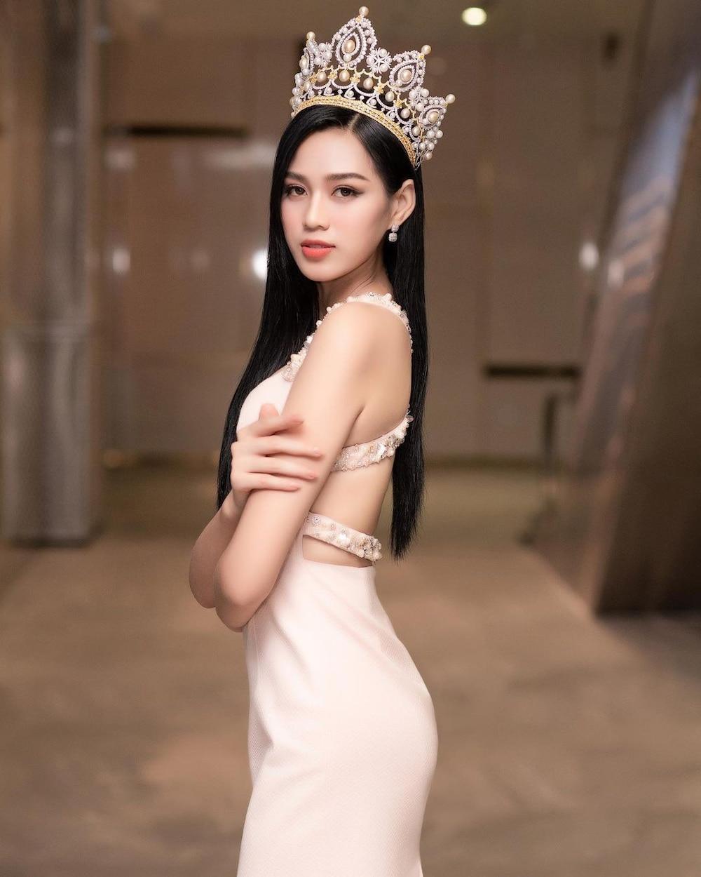 Hóa nữ thần nhưng Đỗ Thị Hà lại lộ vẻ mệt mỏi, kém sắc khiến fans lo lắng Ảnh 6