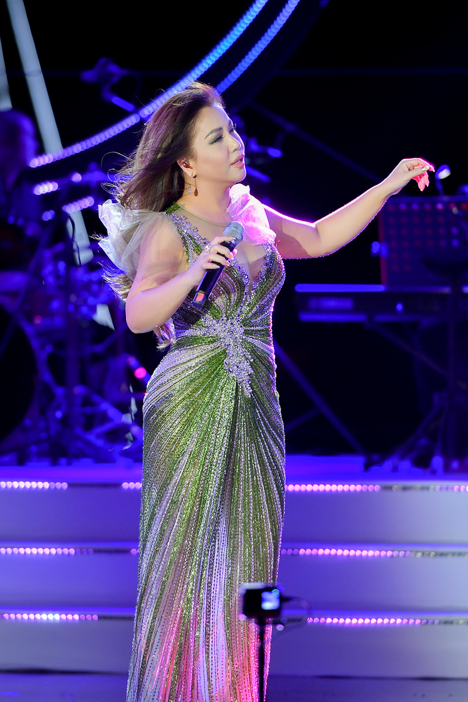 Dương Triệu Vũ bật khóc, cùng anh trai Hoài Linh hát tặng bố mẹ trong liveshow 'Dạ Nguyệt' Ảnh 5