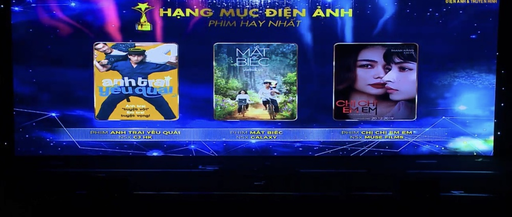 Đề cử 'Ngôi sao xanh 2020': Ninh Dương Lan Ngọc cạnh tranh Chi Pu, Thanh Hằng giải Nữ diễn viên xuất sắc Ảnh 4