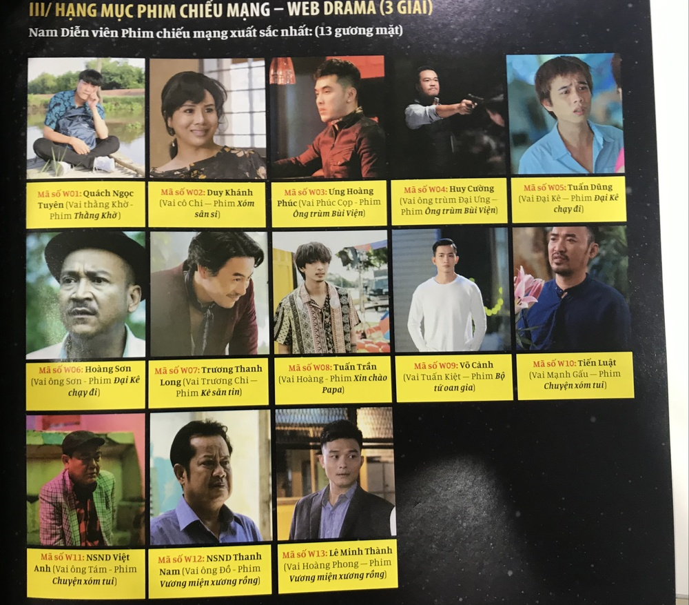 'Ngôi sao xanh 2020': Phim của Tuấn Trần được đề cử 3 giả thưởng, cạnh tranh nhiều đối thủ 'đáng gờm'! Ảnh 5