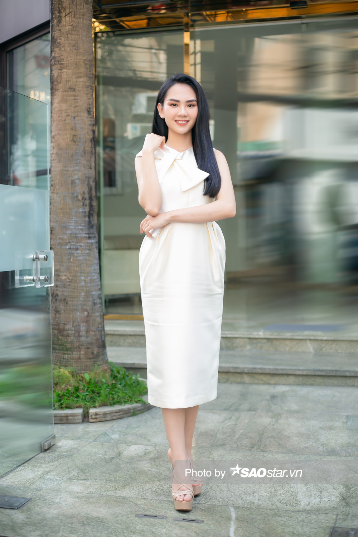 Người đẹp nhân ái Mai Phương: Tôi ngưỡng mộ trí tuệ của Lương Thùy Linh, sự thân thiện của chị H'Hen Niê Ảnh 9
