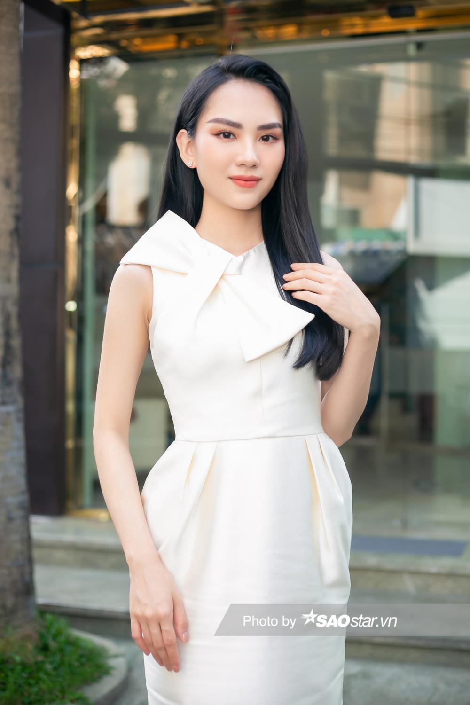 Người đẹp nhân ái Mai Phương: Tôi ngưỡng mộ trí tuệ của Lương Thùy Linh, sự thân thiện của chị H'Hen Niê Ảnh 3