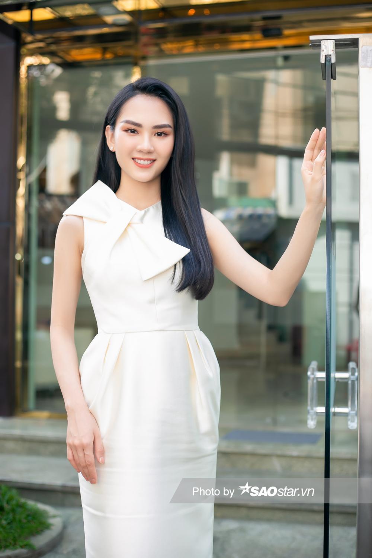 Người đẹp nhân ái Mai Phương: Tôi ngưỡng mộ trí tuệ của Lương Thùy Linh, sự thân thiện của chị H'Hen Niê Ảnh 5