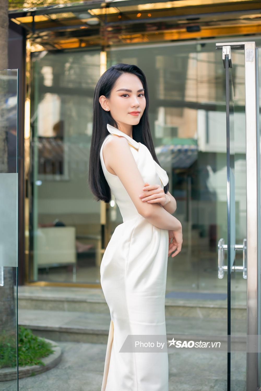 Người đẹp nhân ái Mai Phương: Tôi ngưỡng mộ trí tuệ của Lương Thùy Linh, sự thân thiện của chị H'Hen Niê Ảnh 6