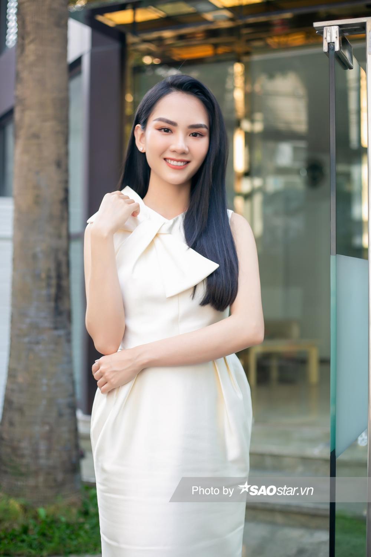 Người đẹp nhân ái Mai Phương: Tôi ngưỡng mộ trí tuệ của Lương Thùy Linh, sự thân thiện của chị H'Hen Niê Ảnh 4
