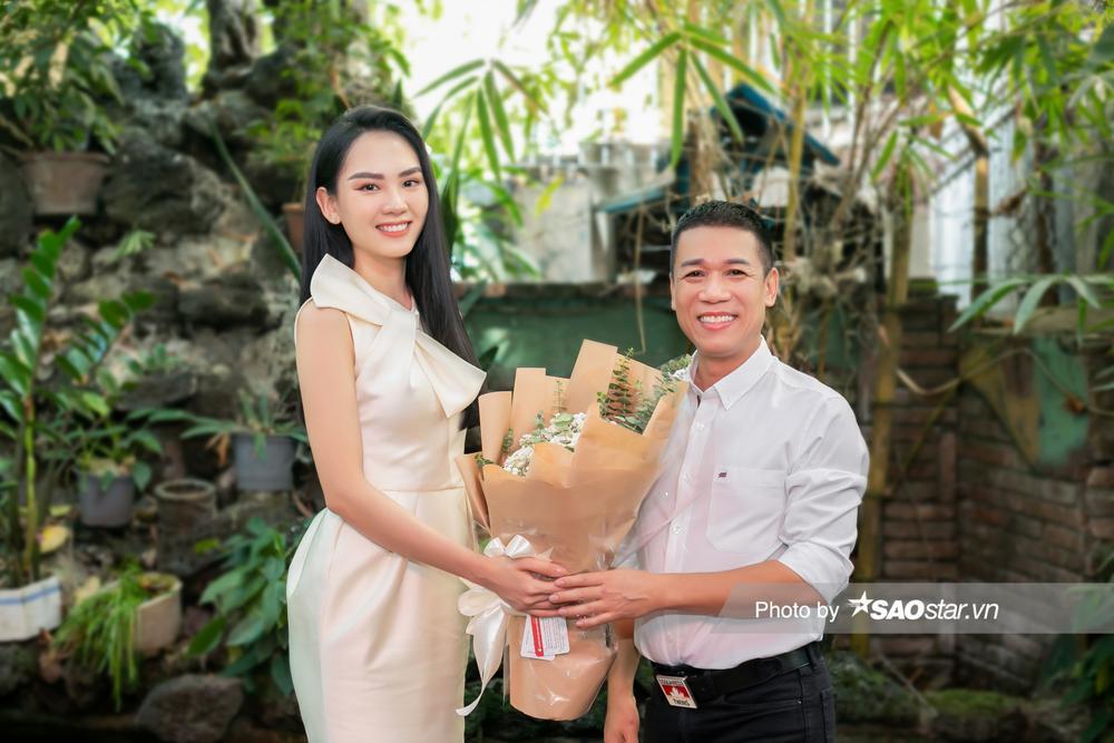 Người đẹp nhân ái Mai Phương: Tôi ngưỡng mộ trí tuệ của Lương Thùy Linh, sự thân thiện của chị H'Hen Niê Ảnh 10