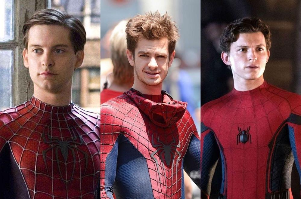 Bộ ba Spider-Man tập hợp: Andrew Garfield đã ký, Tobey Maguire đang thảo luận Ảnh 3