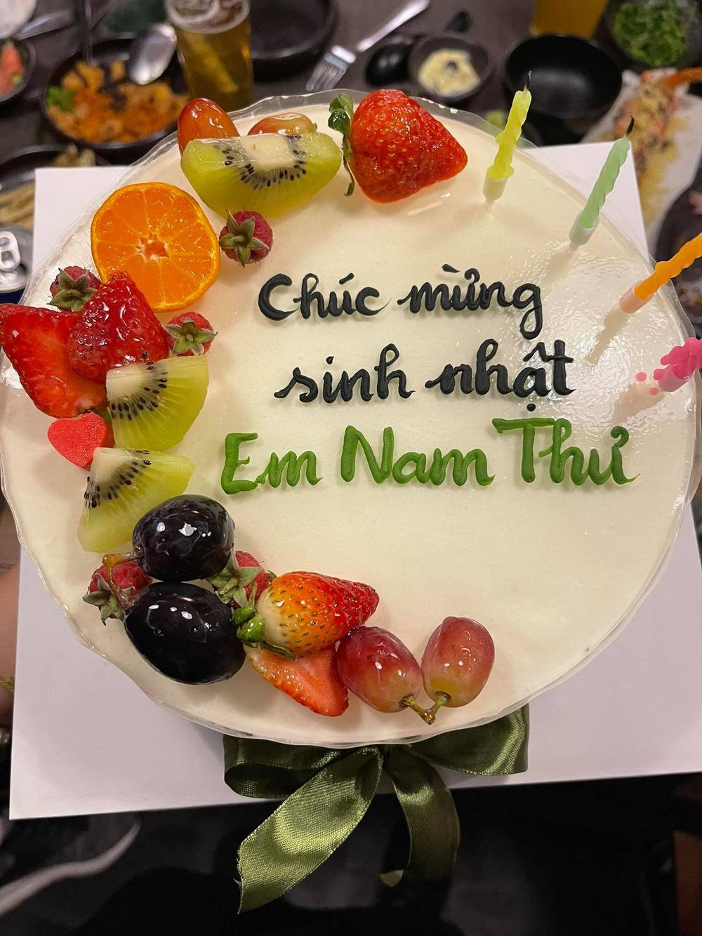Nam Thư xúc động khi được Lý Nhã Kỳ, Khả Như cùng dàn sao Việt bí mật tổ chức sinh nhật Ảnh 3