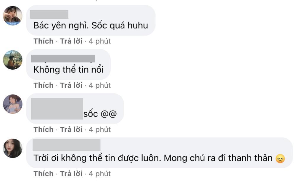 YouTuber triệu sub Việt Nam bàng hoàng trước thông tin Chí Tài qua đời, không tin là sự thật Ảnh 5