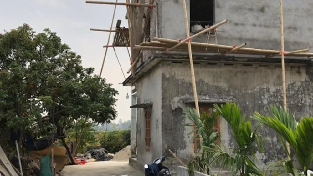 Sập giàn giáo khi đang thi công nhà tại Thái Bình khiến 3 công nhân tử vong Ảnh 1