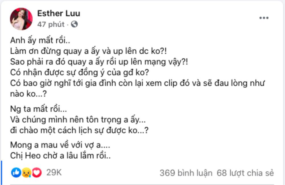 YouTuber chen nhau livestream phản cảm trước cổng nhà tang lễ diễn ra đám tang danh hài Chí Tài Ảnh 5