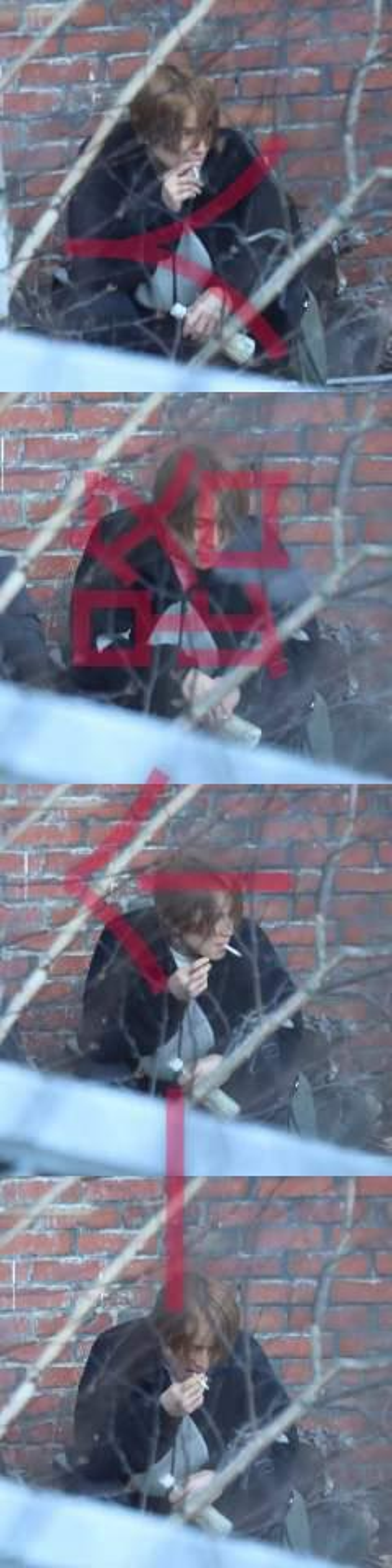 Jungwoo (NCT) gây bão vì lộ ảnh hút thuốc lá Ảnh 1