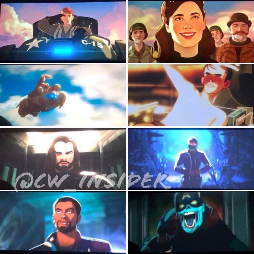 What If - Phim hoạt hình đầu tiên của Marvel tung clip giới thiệu: Nguyên vũ trụ vào đây hết Ảnh 4