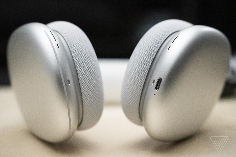 Cận cảnh tai nghe AirPods Max đầu tiên: Đẹp và kì lạ! Ảnh 2