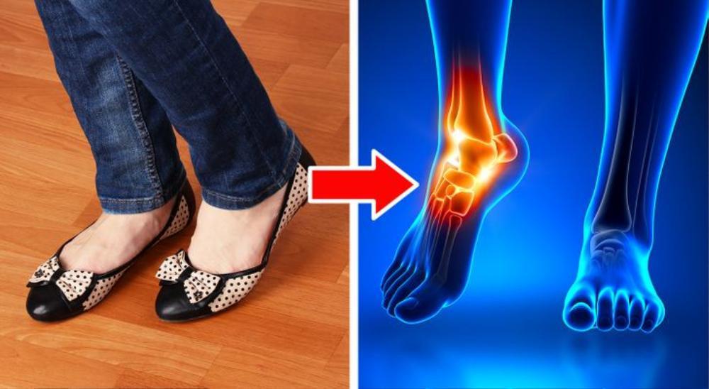 6 loại giày dép gây hại nghiêm trọng cho cơ thể nhưng ai cũng sở hữu Ảnh 4