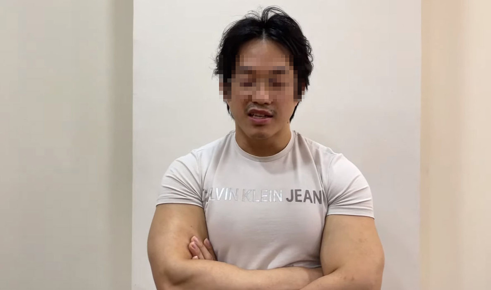 Clip gymer xin lỗi gia đình cố nghệ sĩ Chí Tài có view khủng, lọt top trending YouTube chỉ sau 1 ngày Ảnh 1