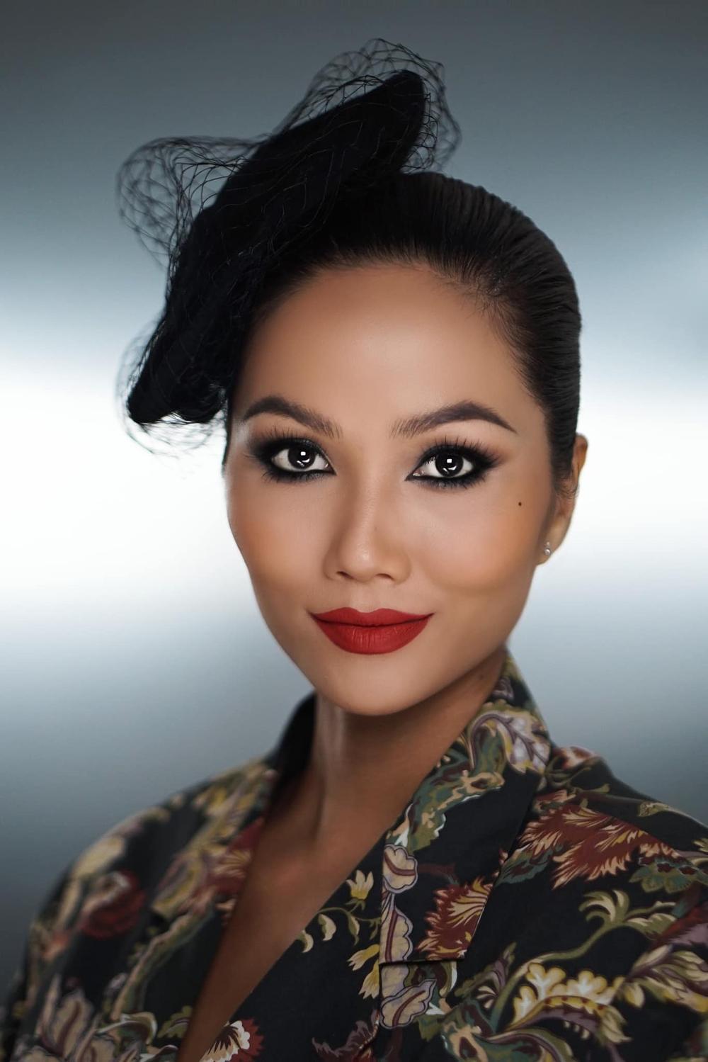 H'Hen Niê lên tiếng khi bị fan bắt bẻ: Muốn thay 'cô bé đô con' Venezuela làm Á hậu 2 Miss Universe? Ảnh 9