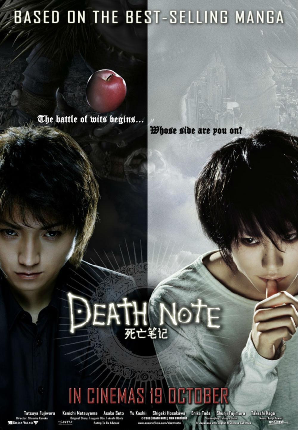 Là fan của 'Alice in Border' chắc chắn không nên bỏ qua loạt phim Nhật hack não, máu me này Ảnh 10